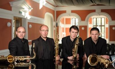 Transylvanian Saxophone Quartet