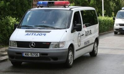 masina politie dpir