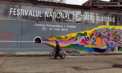 festivalul teatru subteran