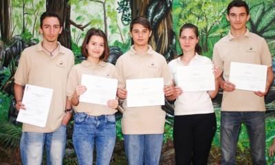voluntari geoparc