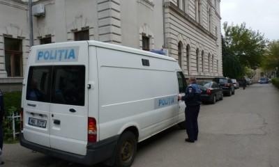 politie-masina