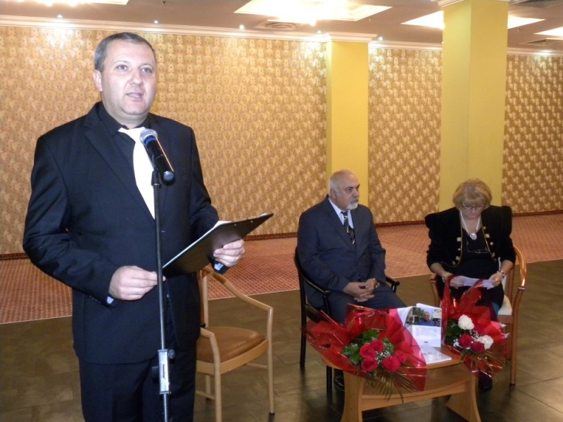 lansare Dumitru Talvescu (3)