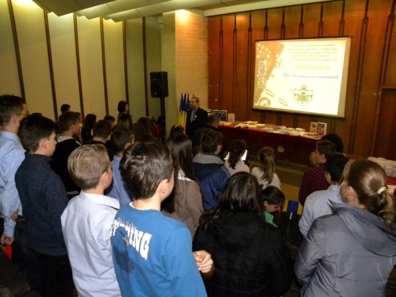 manifestare Ziua Nationala Biblioteca Judeteana (7)