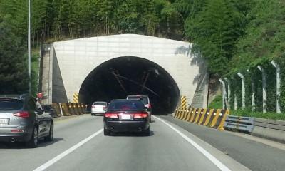 tunel autostrada