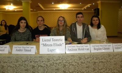 Liceul Mircea Eliade Lupeni