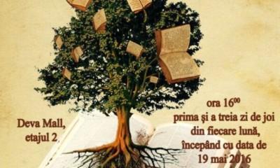 Afis Cenaclul literar