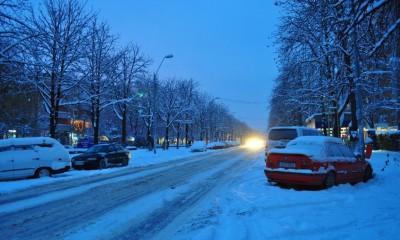 zapada iarna frig