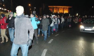 PROTESTE ZIUA MAIN