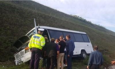 accident microbuz copii