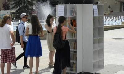 biblioteci aer liber