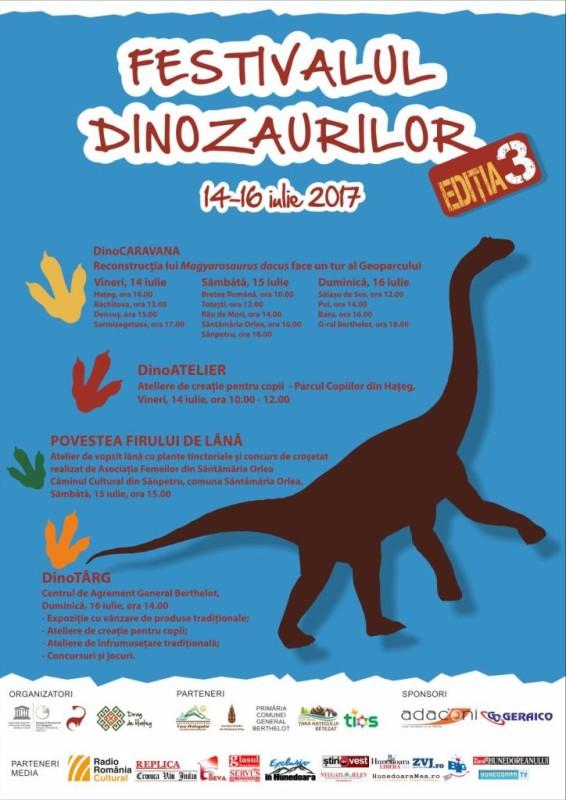 afis festival dinozauri