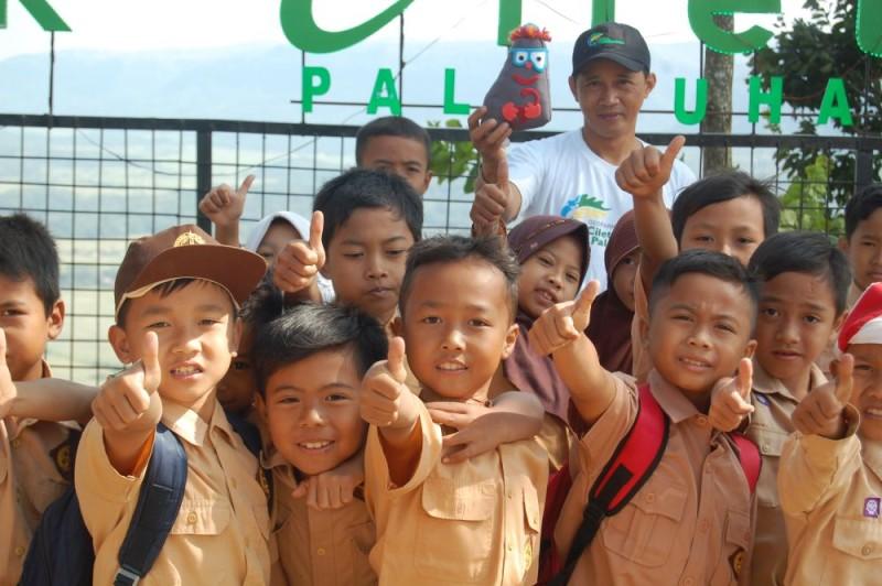 Indonezia Ciletuh Palabuhanratu Geopark