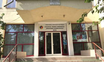 Liceu Colegiul Tehnic Energetic Dragomir Hurmuzescu