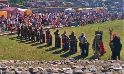 festival roman ulpia