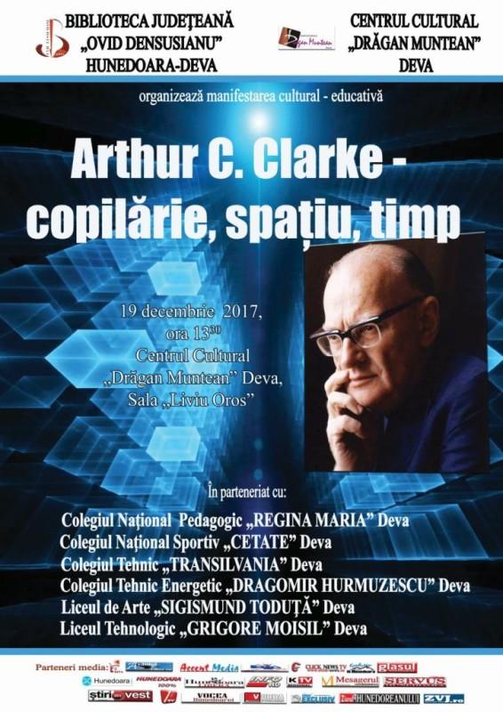 Afis Arthur Clarke