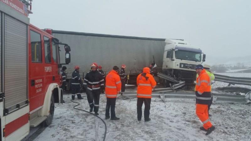 accident TIR 04