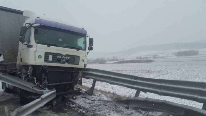 accident TIR 05