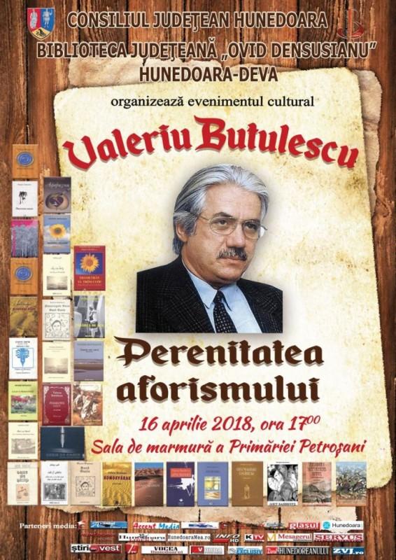 Afis V. Butulescu