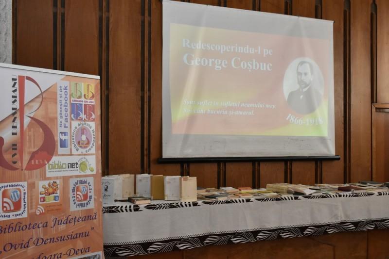 Biblioteca evocare Cosbuc (4)