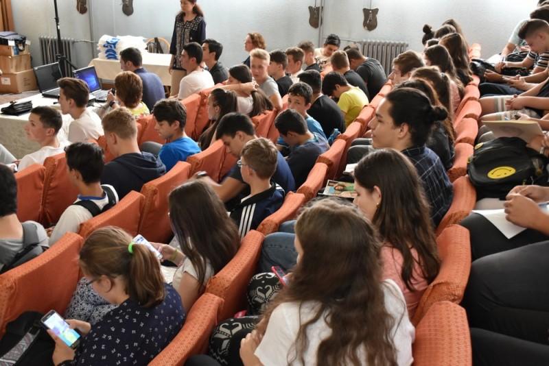 Biblioteca evocare Cosbuc (5)