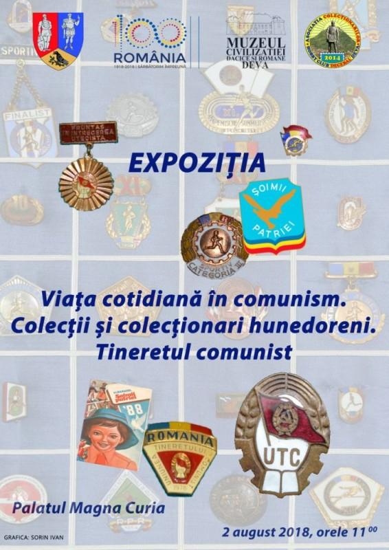 2018 08 01 Afis expo Insigne pionieri
