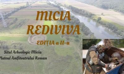 Afis Micia Rediviva