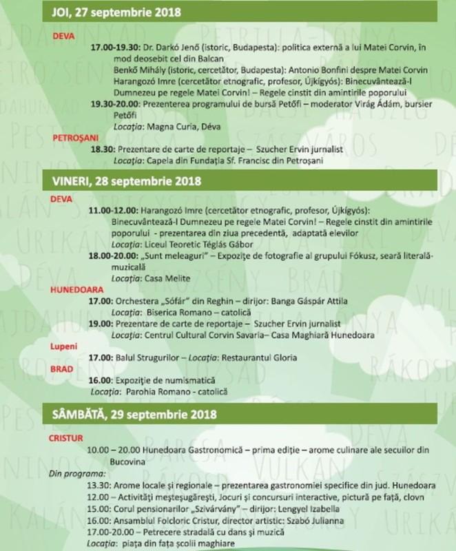 program zilele maghiare 2018 (3)