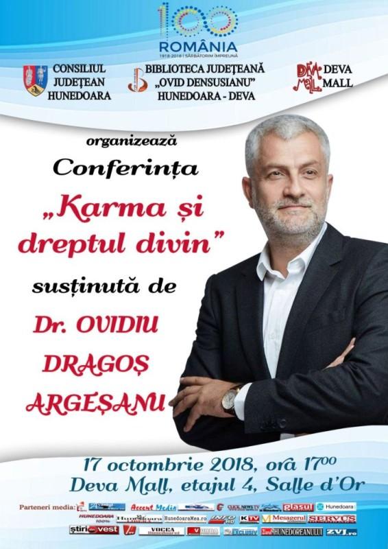 Afis ARGESANU KARMA