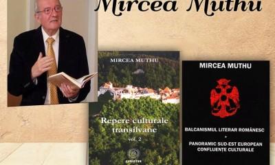 Afis MIRCEA MUTHU