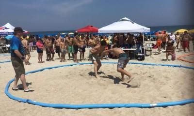 lupte nisip