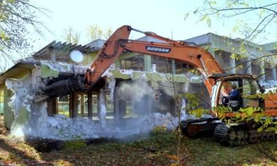 demolare parc corvin main